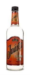 Juarez Triple Sec 30@ 1.00l - Case of 12
